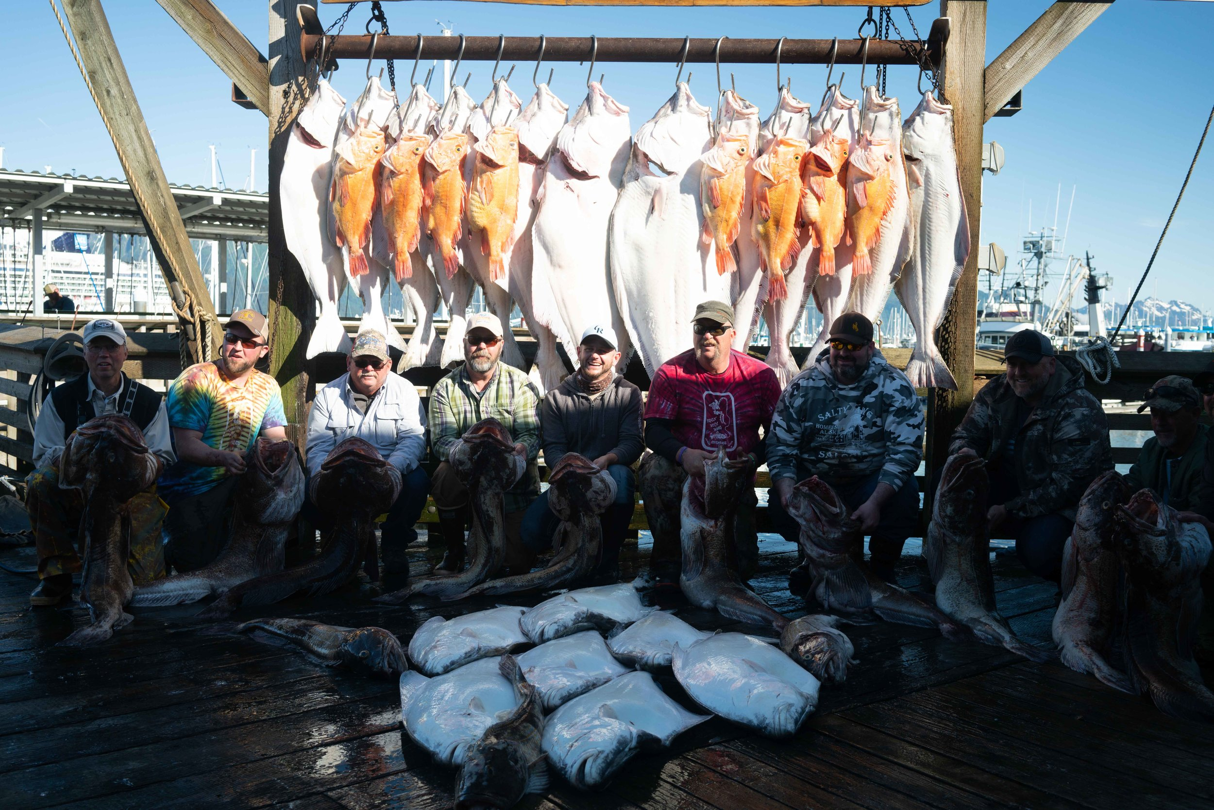 long range fishing - the most premium charter!!!please call for pricing