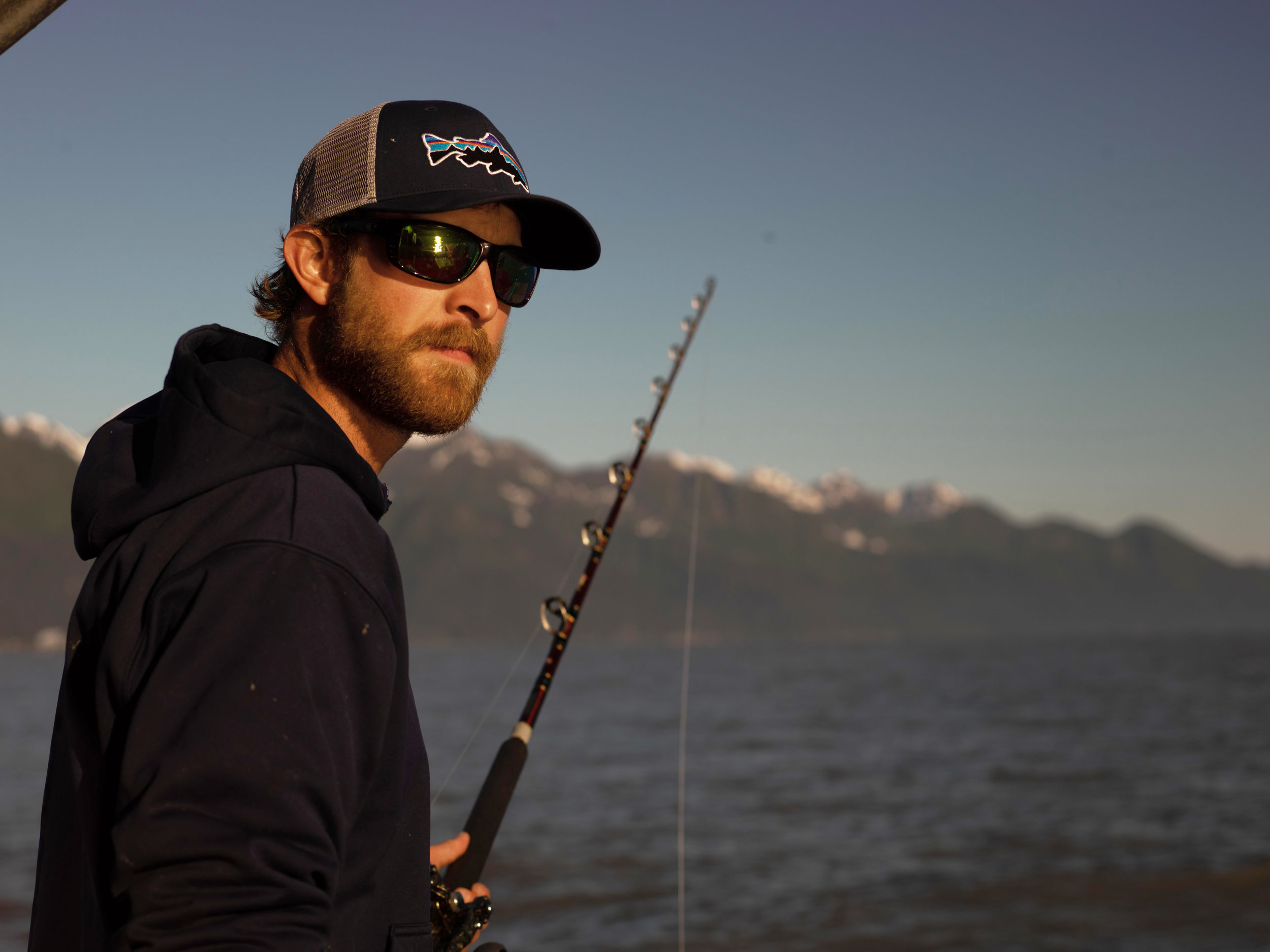 matt smith knows how to get er' done. He's a good ol' boy from texas with an immense love for fishing in alaska. He quickly worked his way up from deckhand to captain and he's been showing anglers of j-dock a great time ever since. his kindness, work ethic, and talent as a fishing guide is why we call him the... - the golden boy
