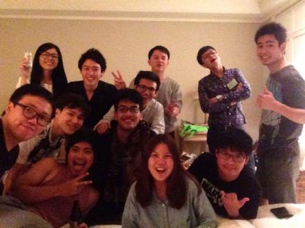 Keluarga beasiswa Sato-Yo