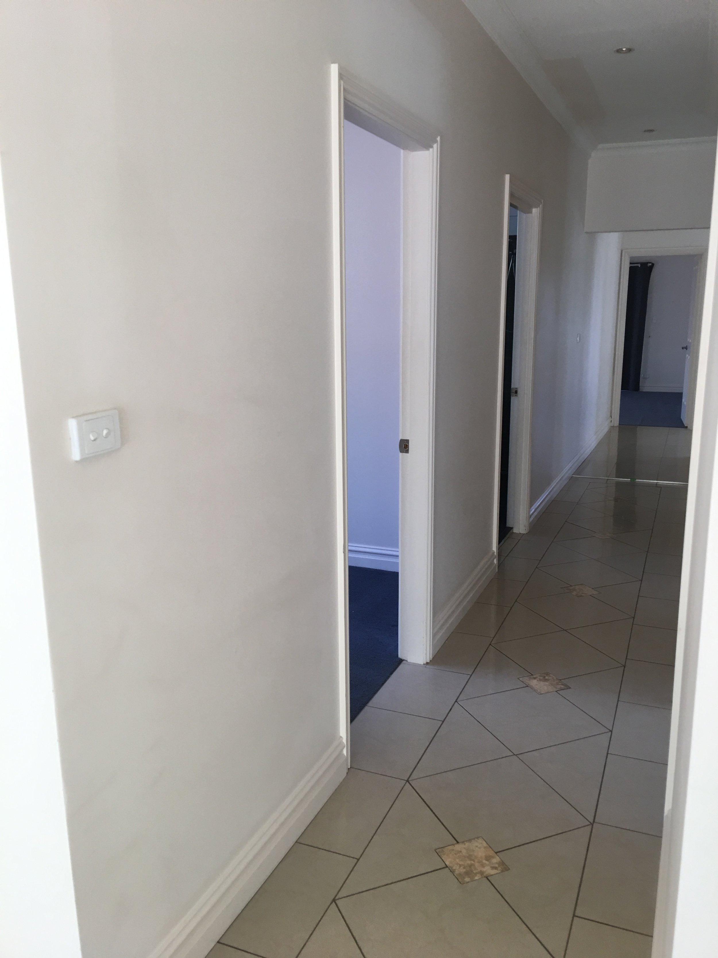 Cleaned hallway.JPG