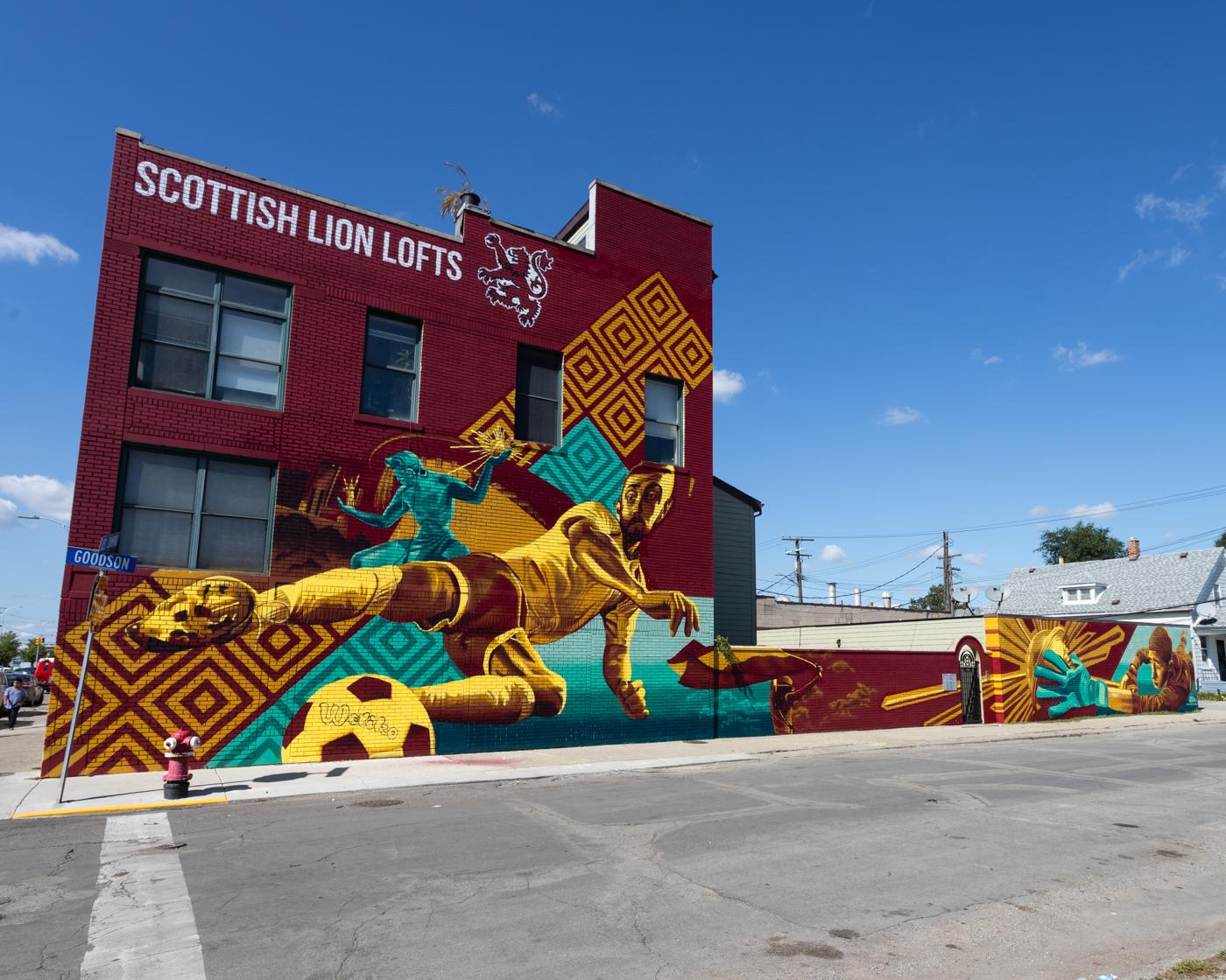 hamtramck+dcfc+mural