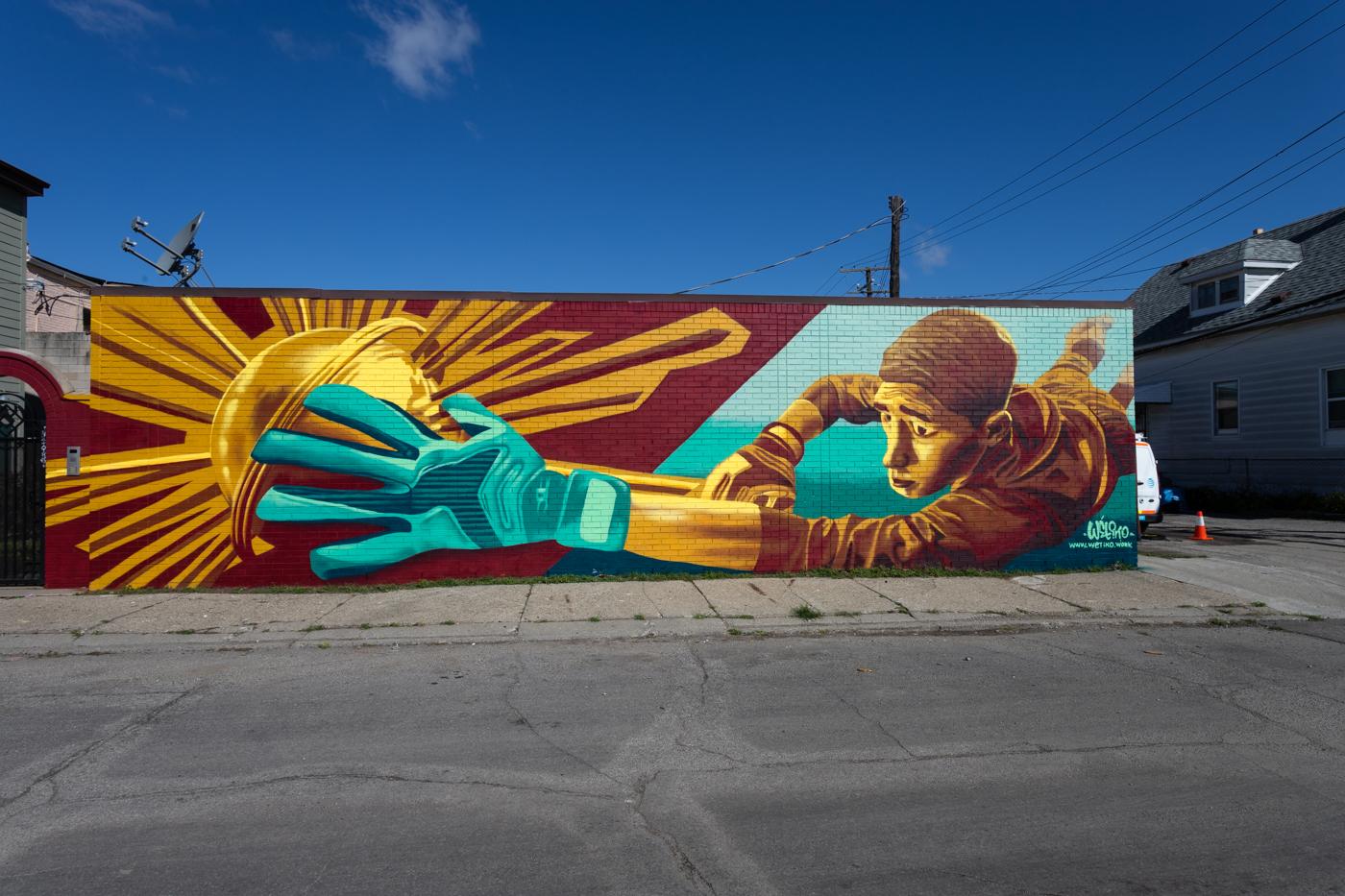 hamtramck+dcfc+mural+wetiko