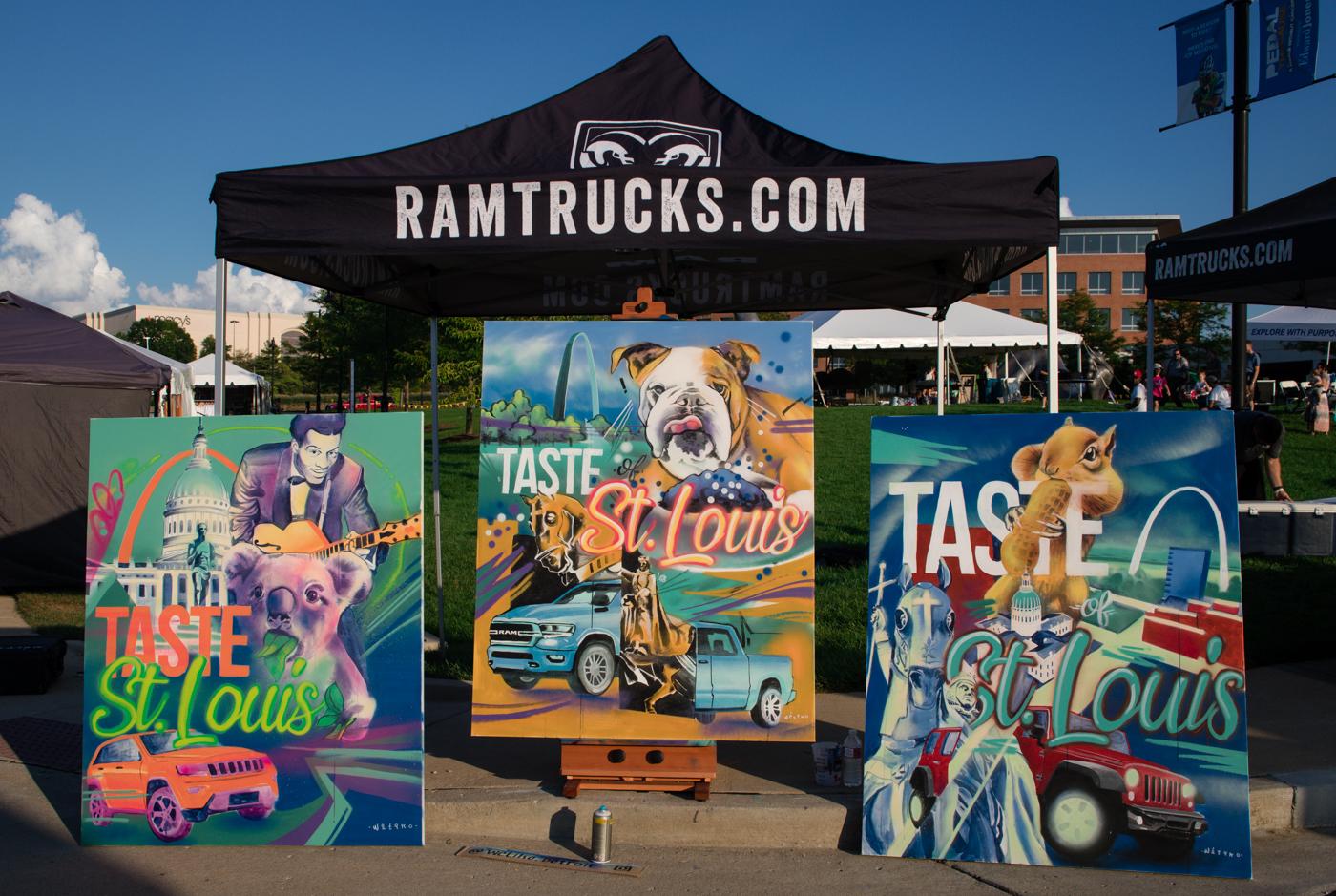 Taste of st. Louis - St. Louis, MO