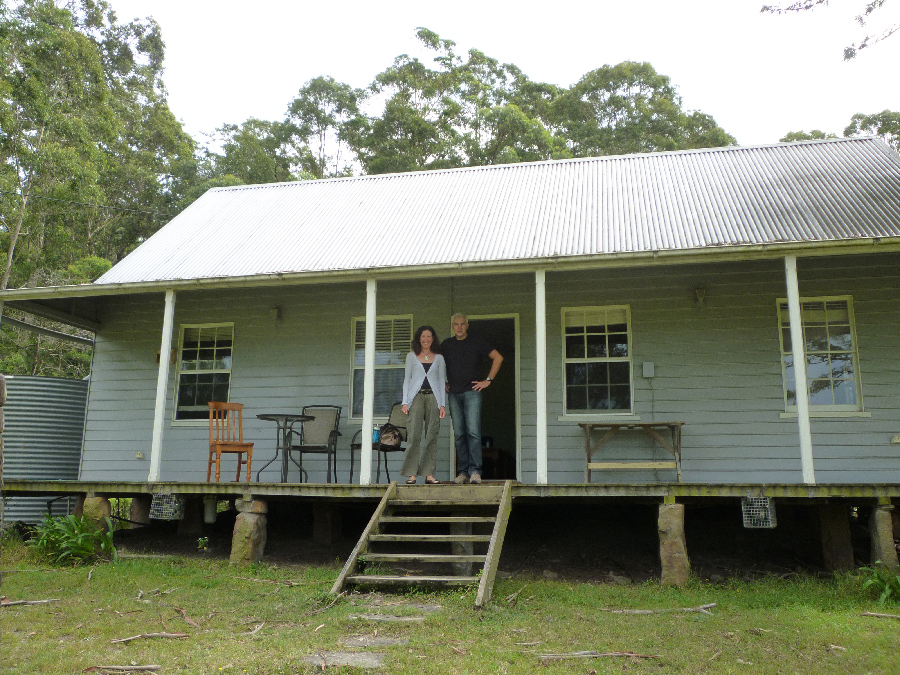 Bundanon residency 2011