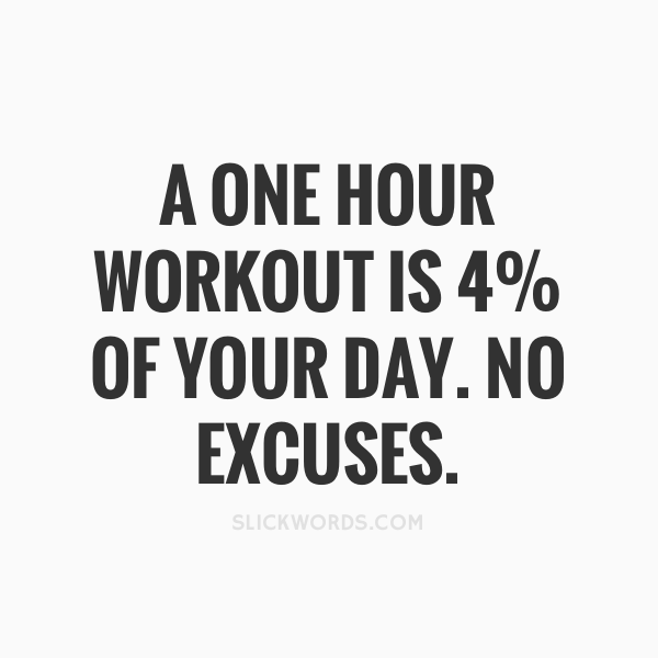 According to our highly complex calculations, this means a 30 minute walk is 2% of your day. Image via:https://bit.ly/2mHfbQh