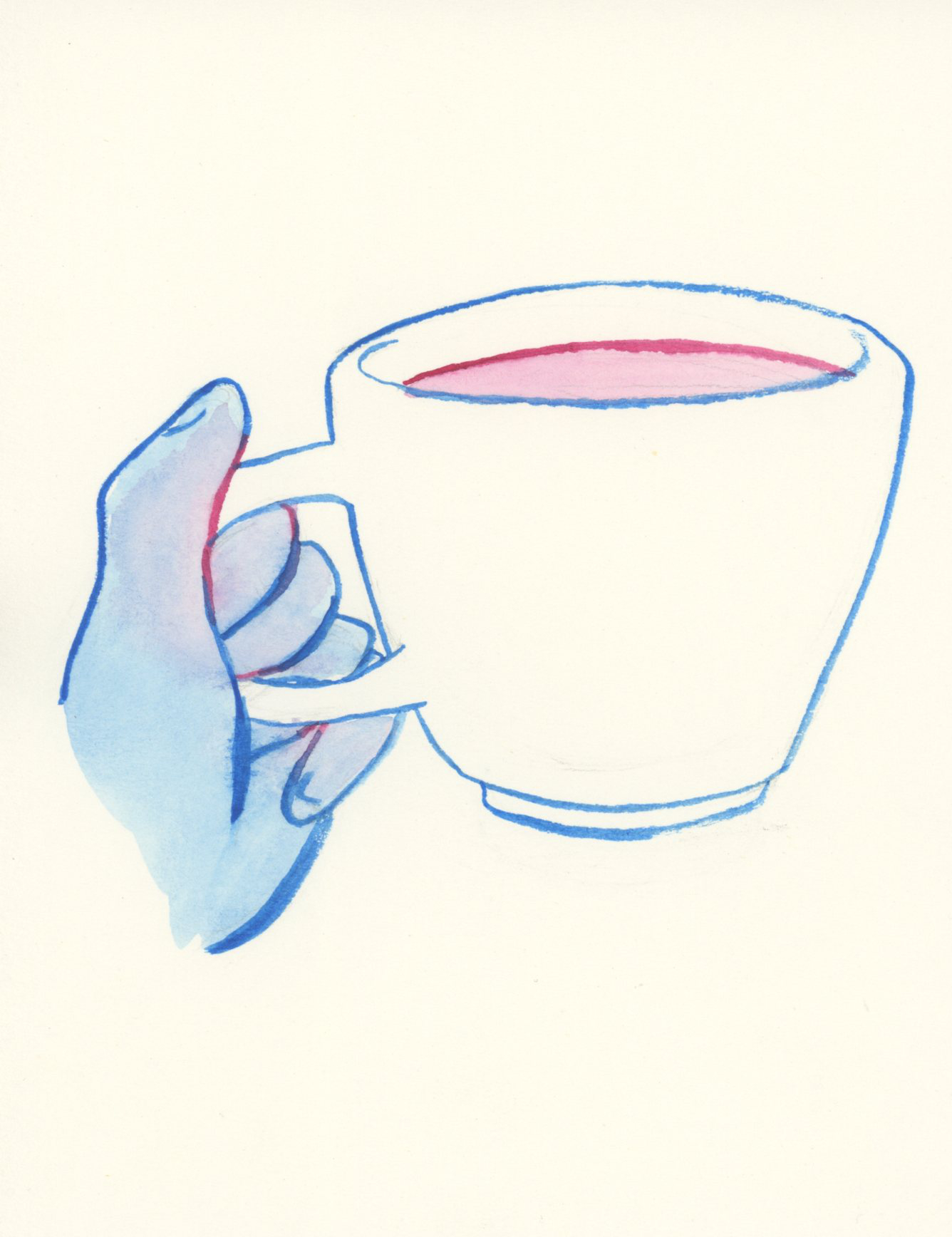 A soothing cuppa