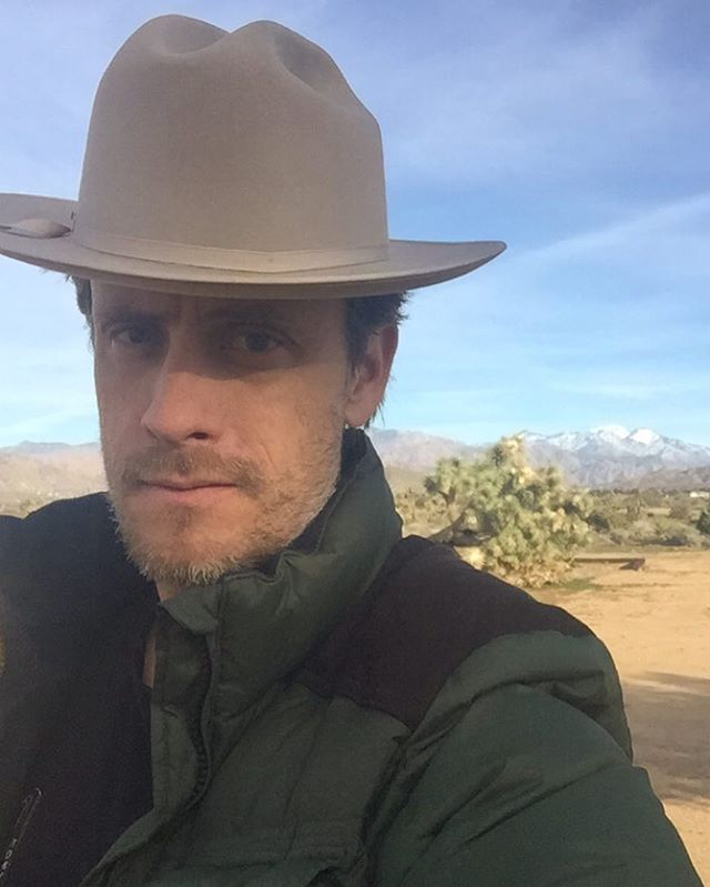 Happy New Years from Joshua Tree! . . . #joshuatree #stetson #countrymusic #thewest #sircanyon