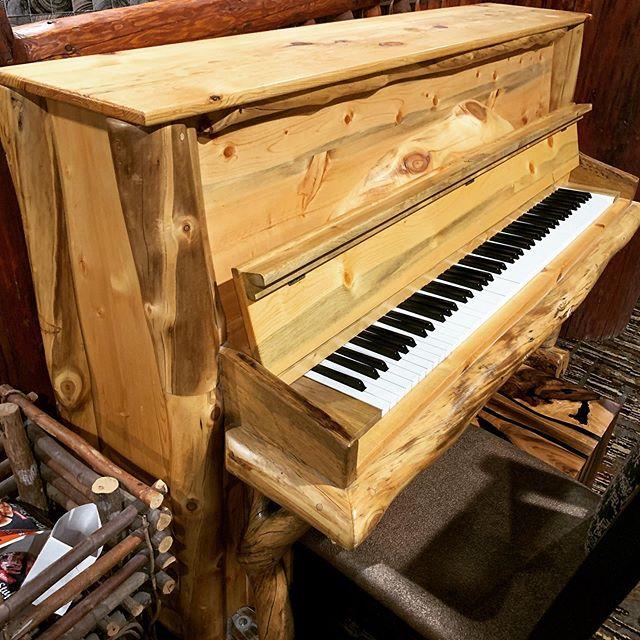 New piano?!!