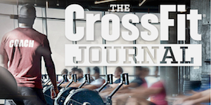 Click the video above to visit the CrossFit Journal