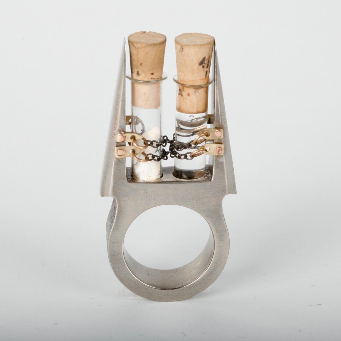 Vial Ring