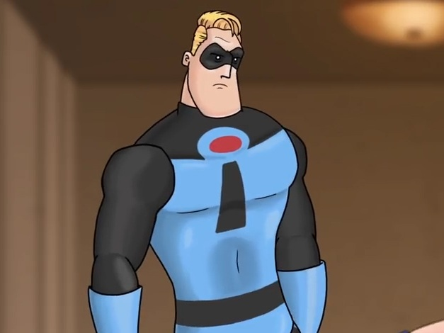 MR. INCREDIBLE  How The Incredibles Should Have Ended How It Should Have Ended