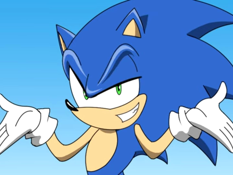 SONIC THE HEDGEHOG  Sonic vs Shadow - Multiverse Wars