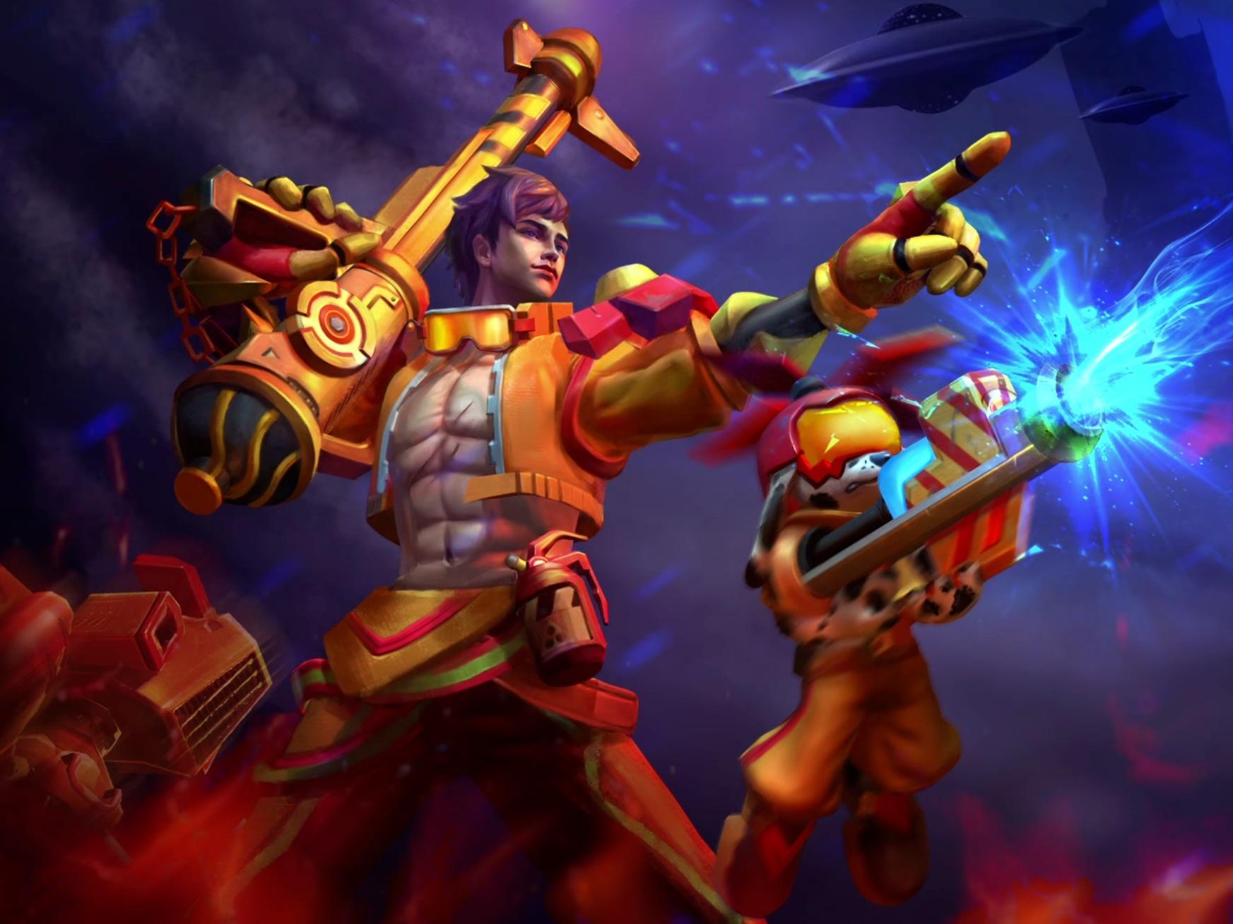 FIREFIGHTER KLANX  Avatar Update 4.2.0 Frostburn Studios
