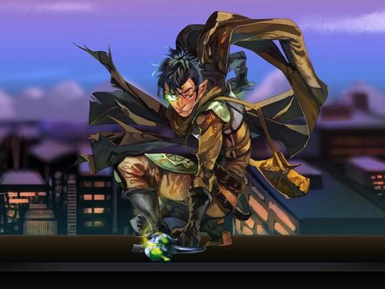 RUKYUK AMBERDEEN  BattleCON: Online Level 99 Games
