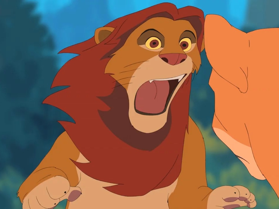 SIMBA  Lion King Parody - Movie Shenanigans
