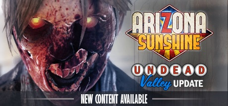 Arizona Sunshine Virtual Reality Shooter Digital Worlds VR Arcade Franklin Cool Springs TN Tennessee