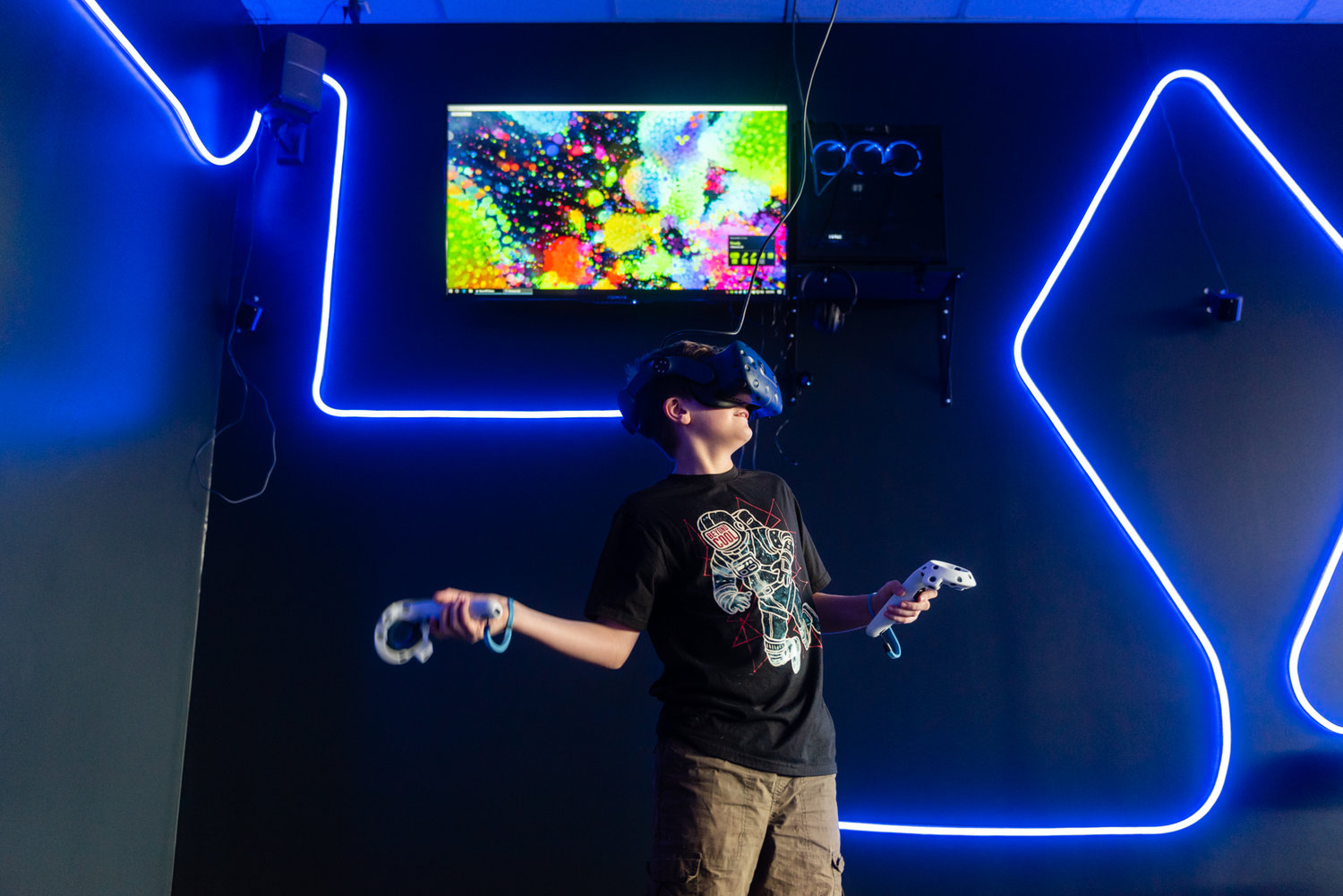 Digital Worlds VR - Virtual Reality Arcade Franklin Tennessee