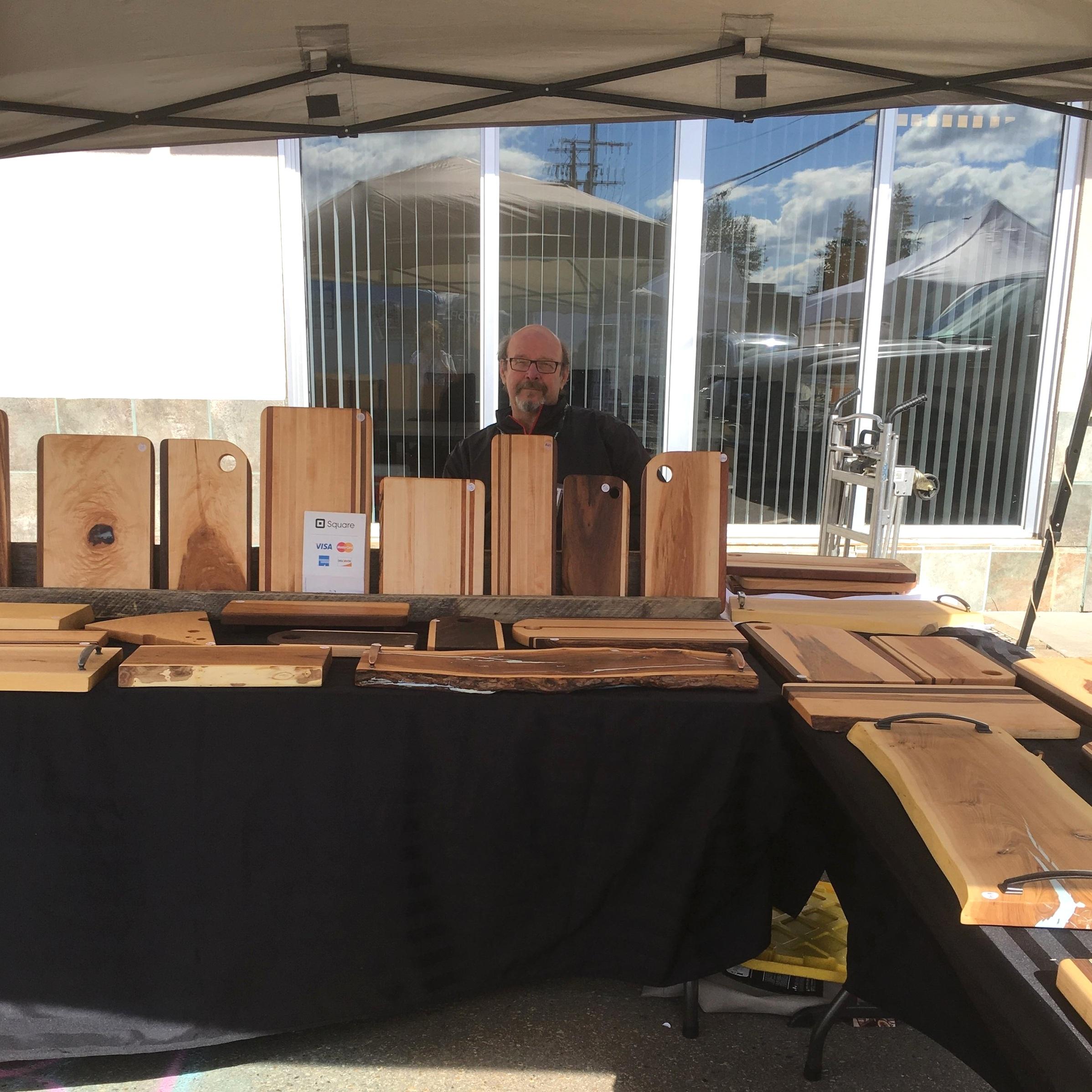 David Luhoway, 2017/2018/2019 artisan