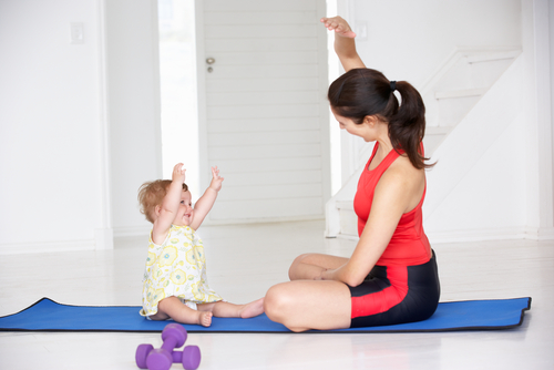postnatal pilates, pregnancy pilates, pilates with a baby, mums and bubs pilates class, postnatal recovery, exercise