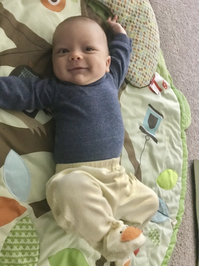 Happy baby postpartum doula service