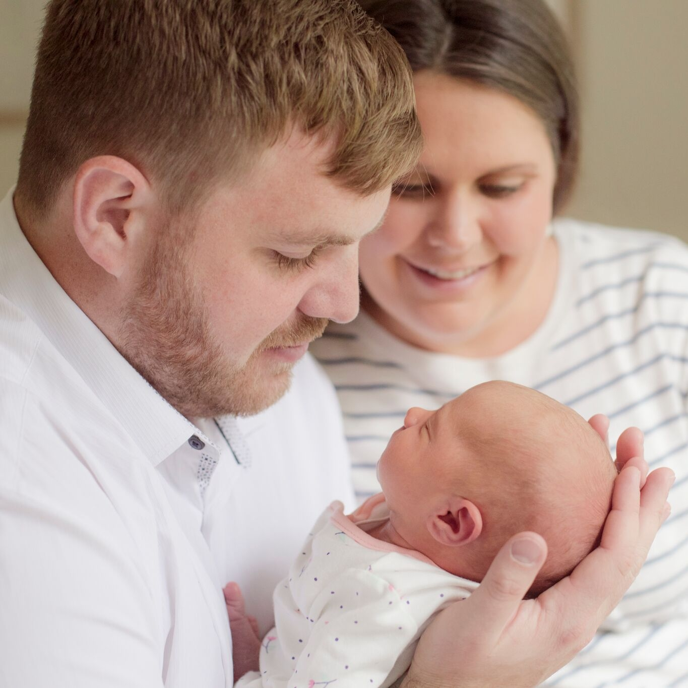 family photography newborn baby photoshoot with parents mum dad doula sydney birth and postparum services