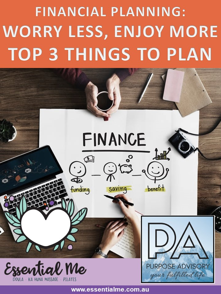 Harry Goldberg discusses the top three things you need to consider when hiring a financial advisor to help plan for your future. Be secure in the knowledge that your future for your family, and when planning for another baby, is in good hands. Written specially for Essential Me Sydney Birth Doula Services.