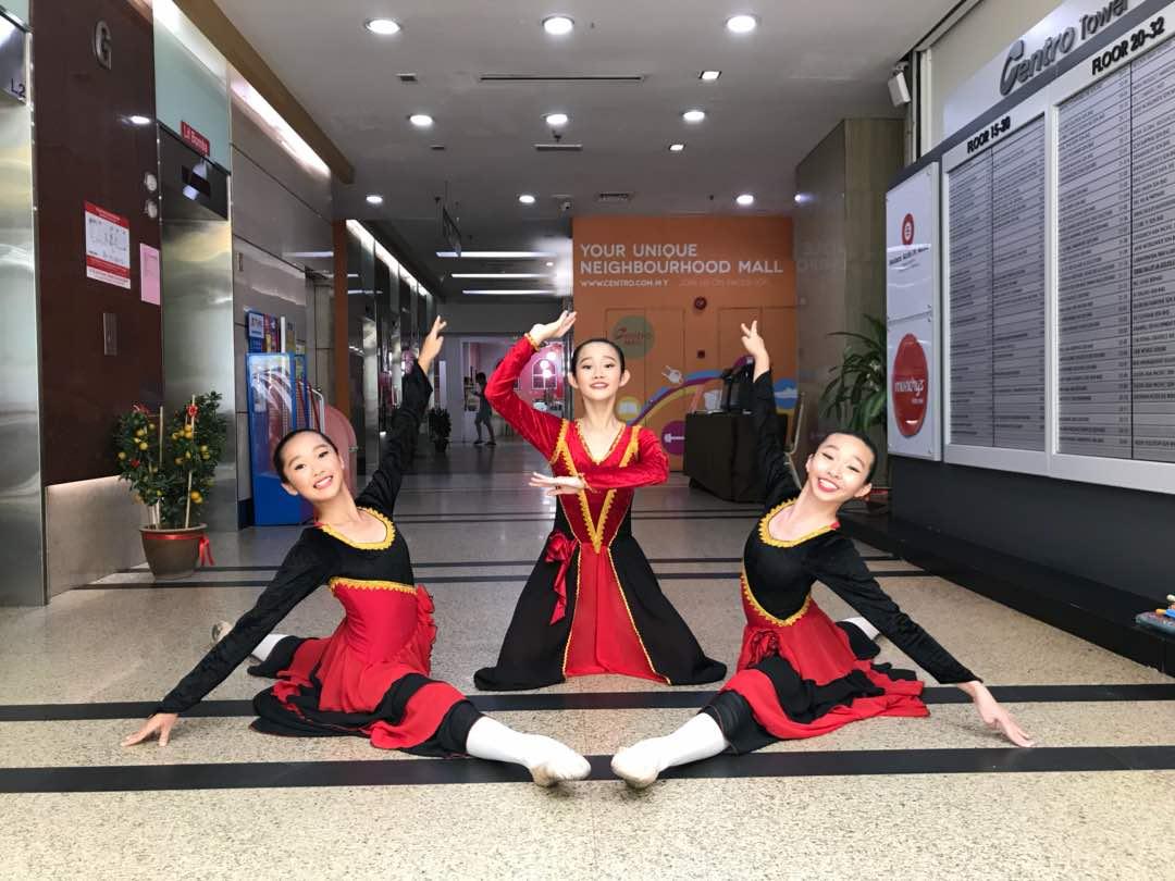 - Chinese New YearPerformance
