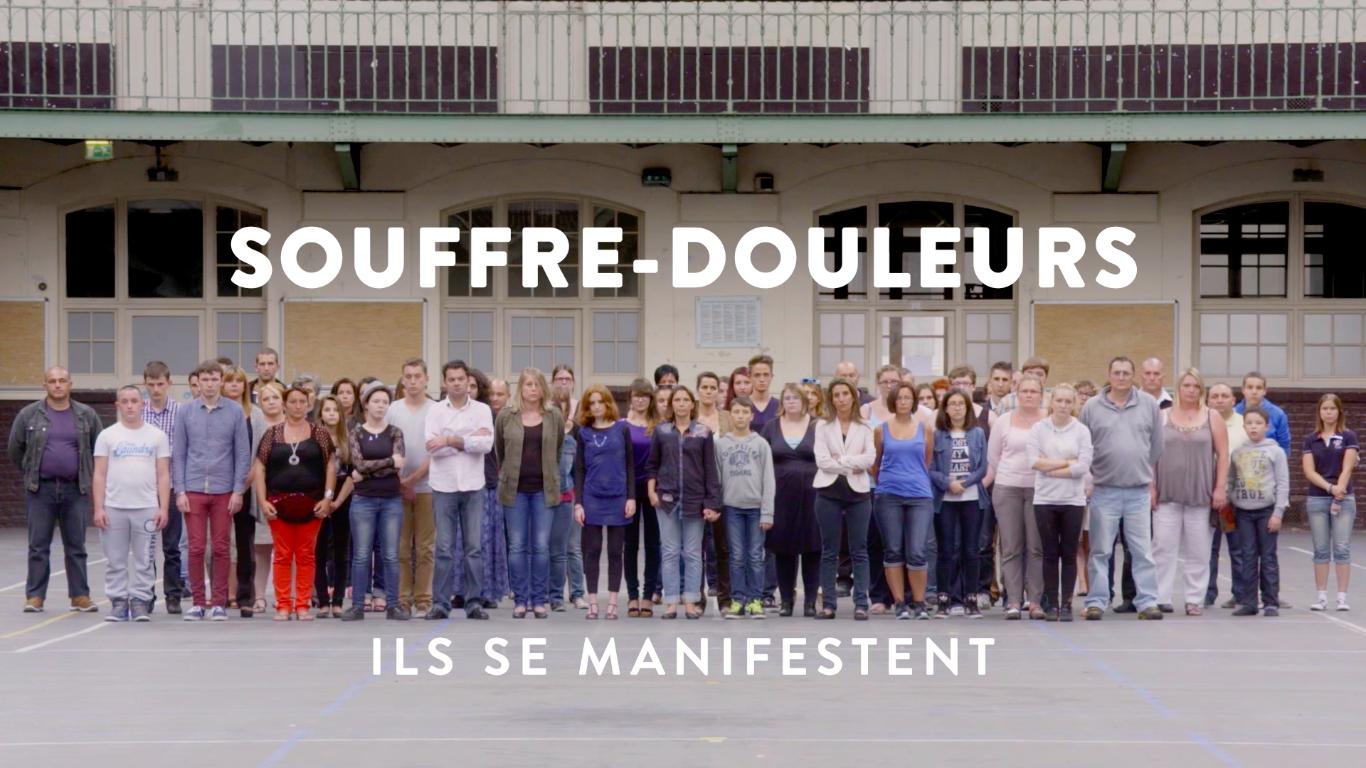 SOUFFRE-DOULEURS, ILS SE MANIFESTENT