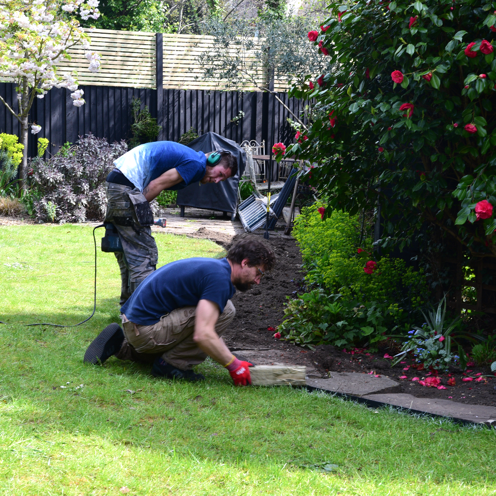 Teddington garden revamp during Arthur Road Landscapes.jpg