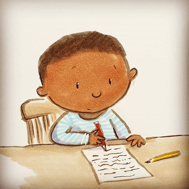 From My Life in Books this week: Why I dislike the word Author, and how it can be detrimental to those we are serving - kids. Link in bio - timwarnes.com #timwarnes #mylifeinbooks . #authorsofinstagram #illustrator #kidslit #childrensbooks #chapmanandwarnes