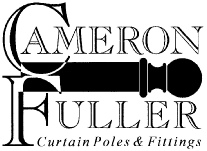 Cameron Fuller are a UK specialist manufacturing company based in Honiton, Devon. They design, make and supply metal and wooden curtain poles, with fittings and accessories, from their Devon workshops.