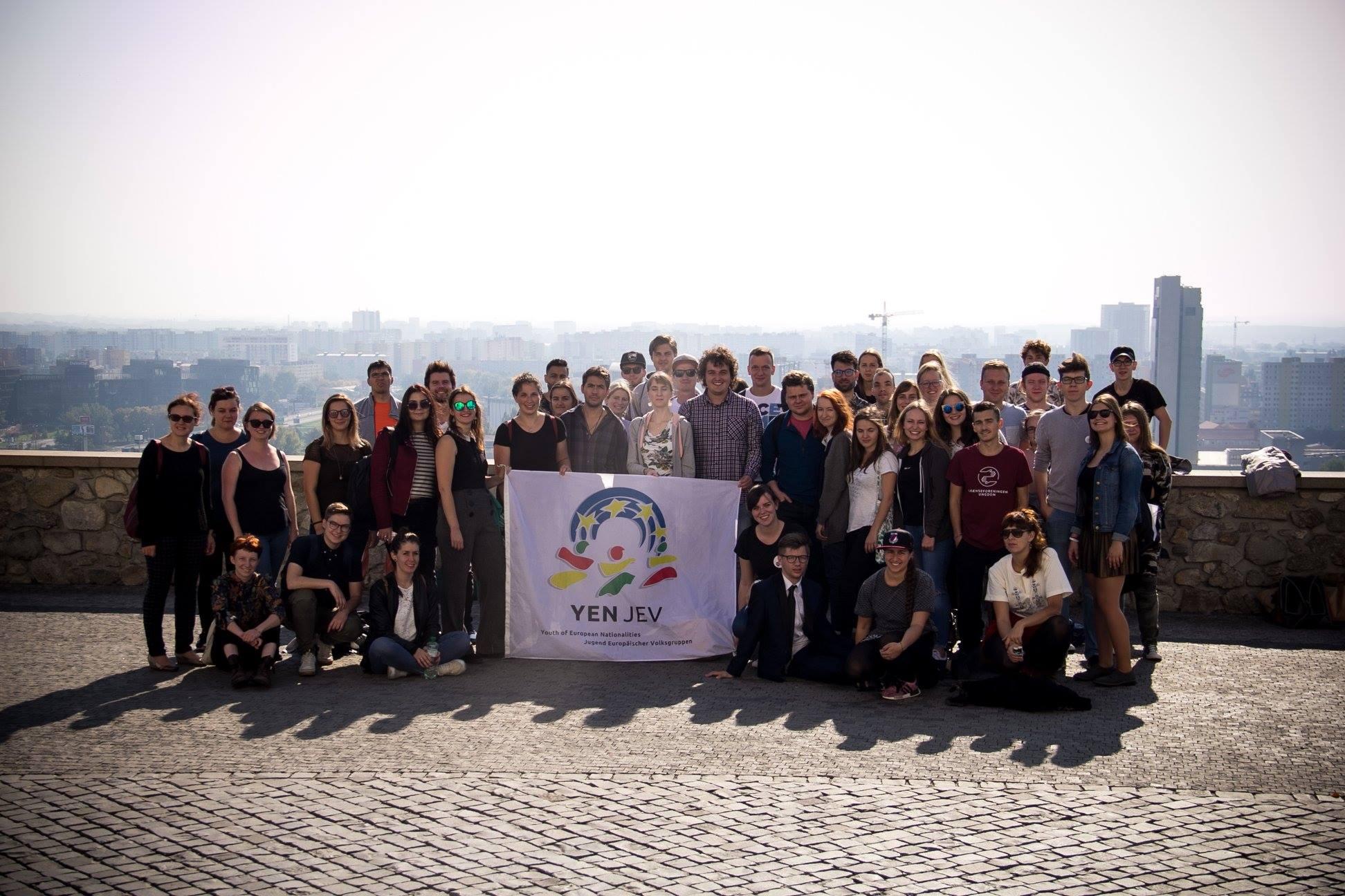 YEN Efterårsseminar 2018 i Bratislava, Slovakiet. Foto:  Jakob Schäfer/YEN