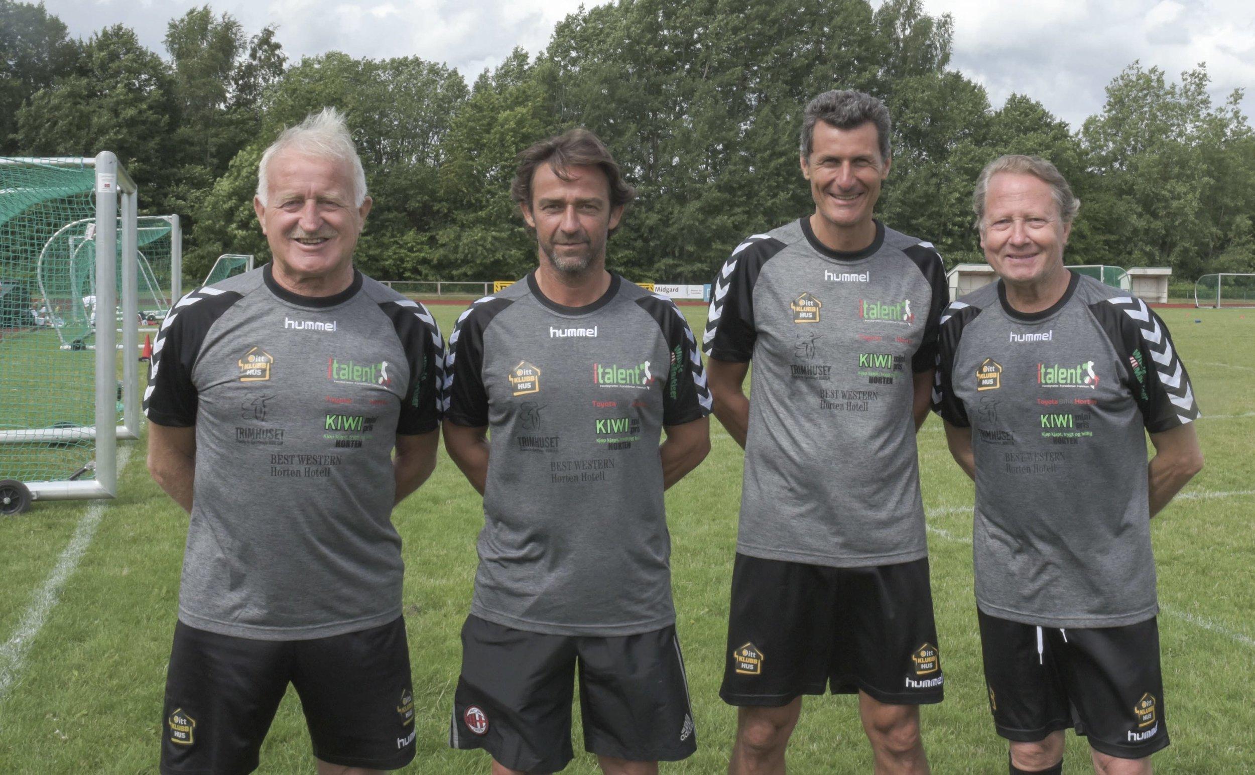 TØNSBERG BLAD(FEBRUAR 2015) - Siden 2006 har Morten Bredesen Føske vært involvert i AC Milan junior camp i Norge. Nå satser han på et eget fotballskole- konsept.