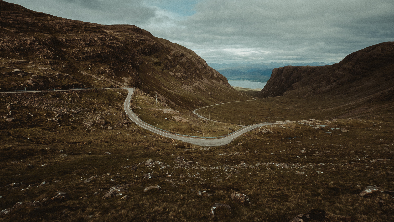 Scotland-On the Road