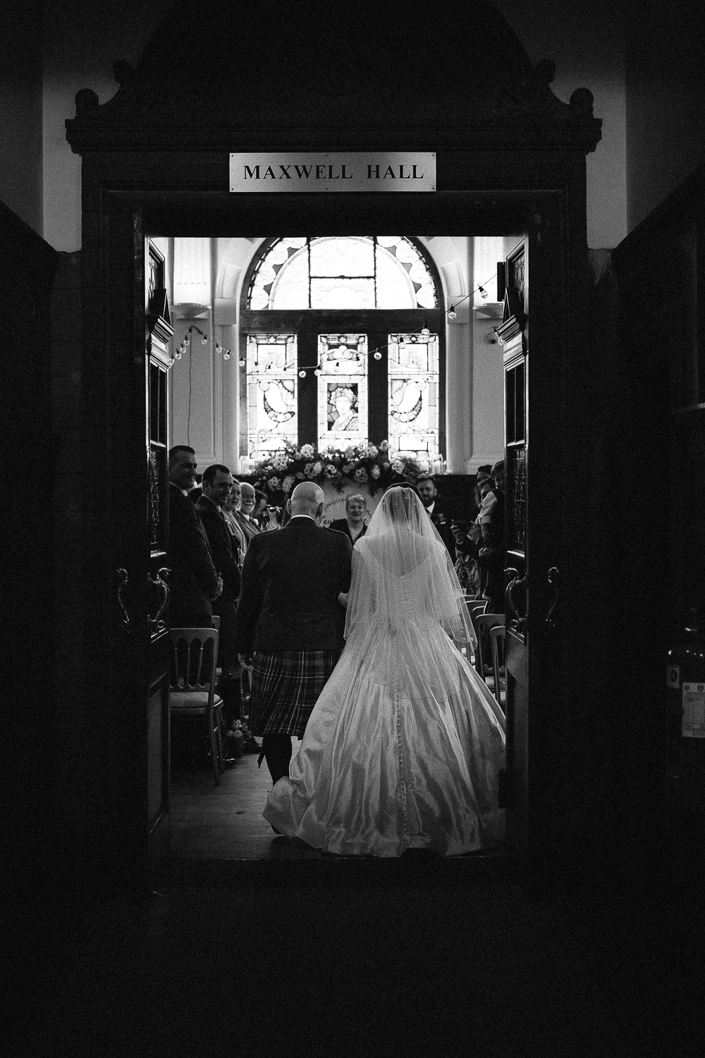 Scotland - Glasgow - Wedding LJ+F