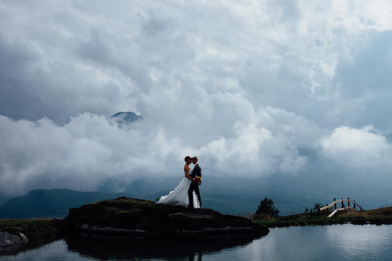 France - Mont-Cenis - Wedding M&G