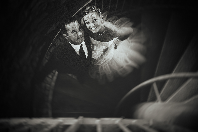 France - Les Deserts - Wedding A+N