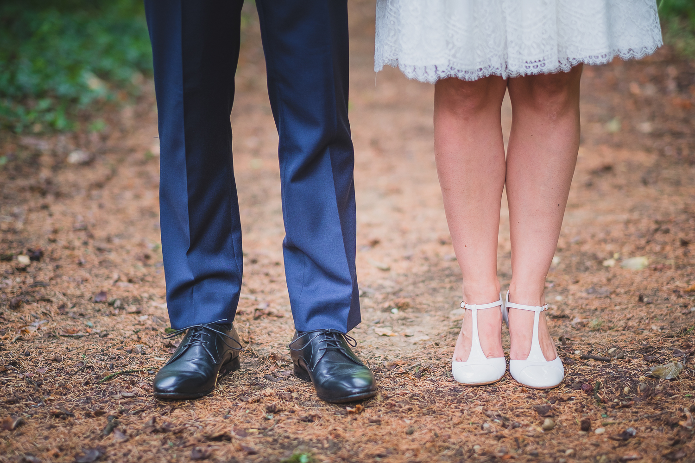 France - Pouilly-le-Monial - Wedding E+D