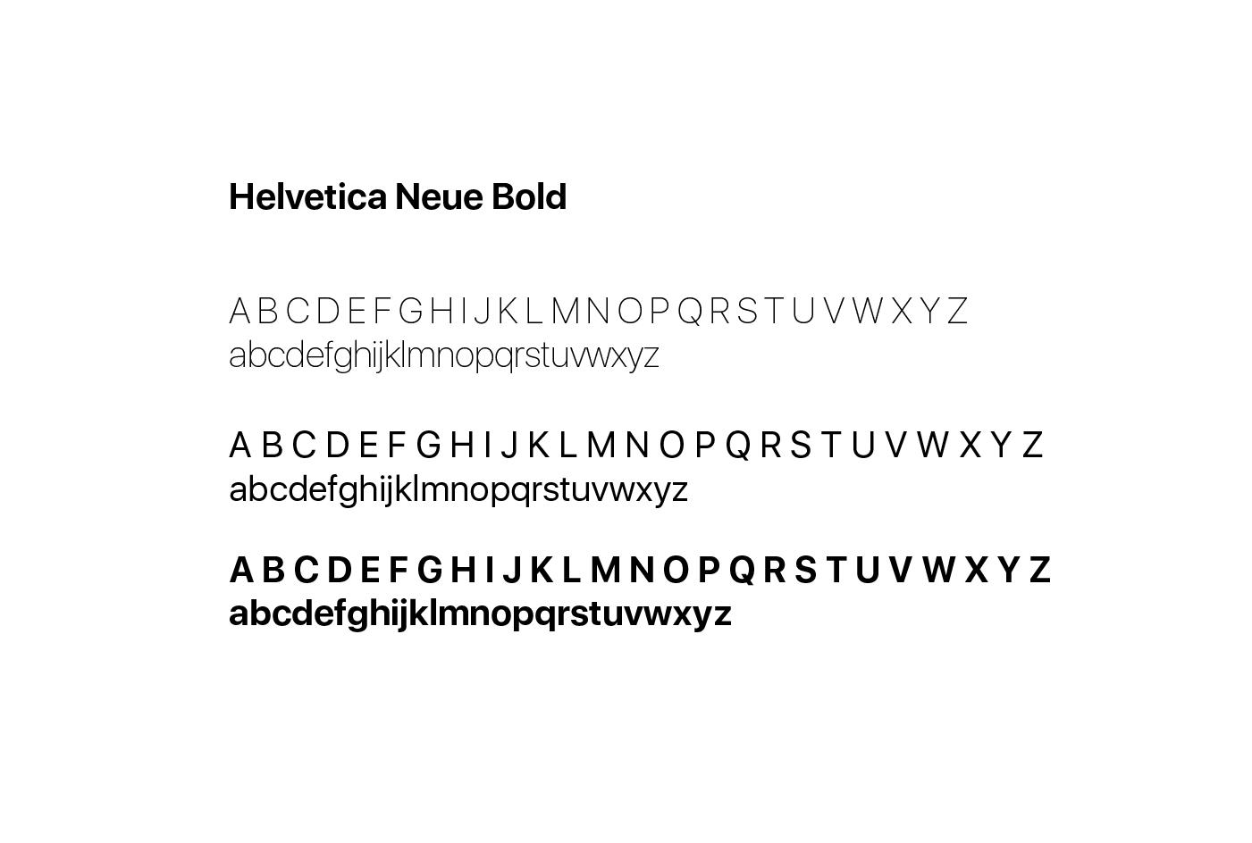 Port Tack Media Typeface