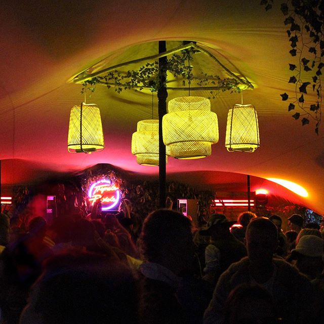 What a special weekend, thank you to all who danced under the big lights with us at @cosmicrootsfestival