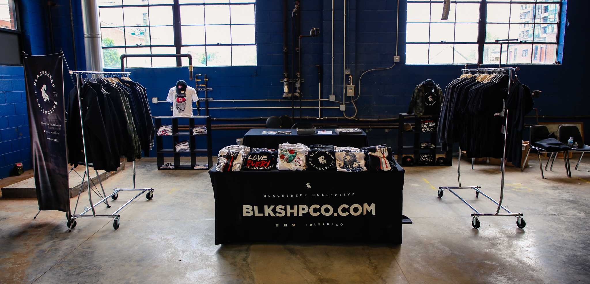 Blacksheep Collective, Season 2 Vendor