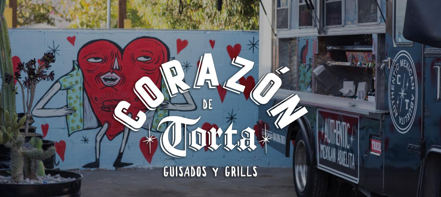 Corazon De Torta is a Mexican food truck located in San Diego, USA. They very kindly allowed me to work alongside them and hang out in their food truck during my time in Sn Diego.