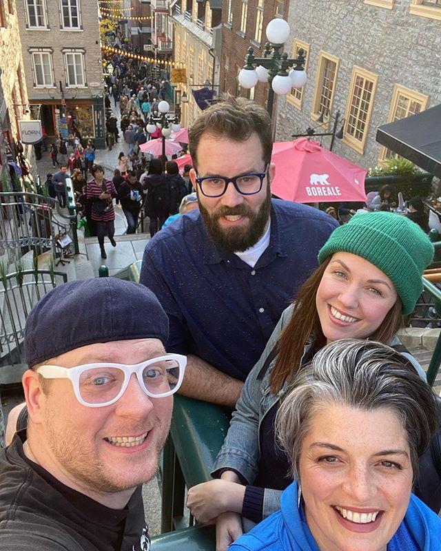 Greetings from beautiful Quebec City! . . . . . . #beerprov #beerprovatsea #msccruises #mscmeraviglia #cruise #cruiseship #cruiselife