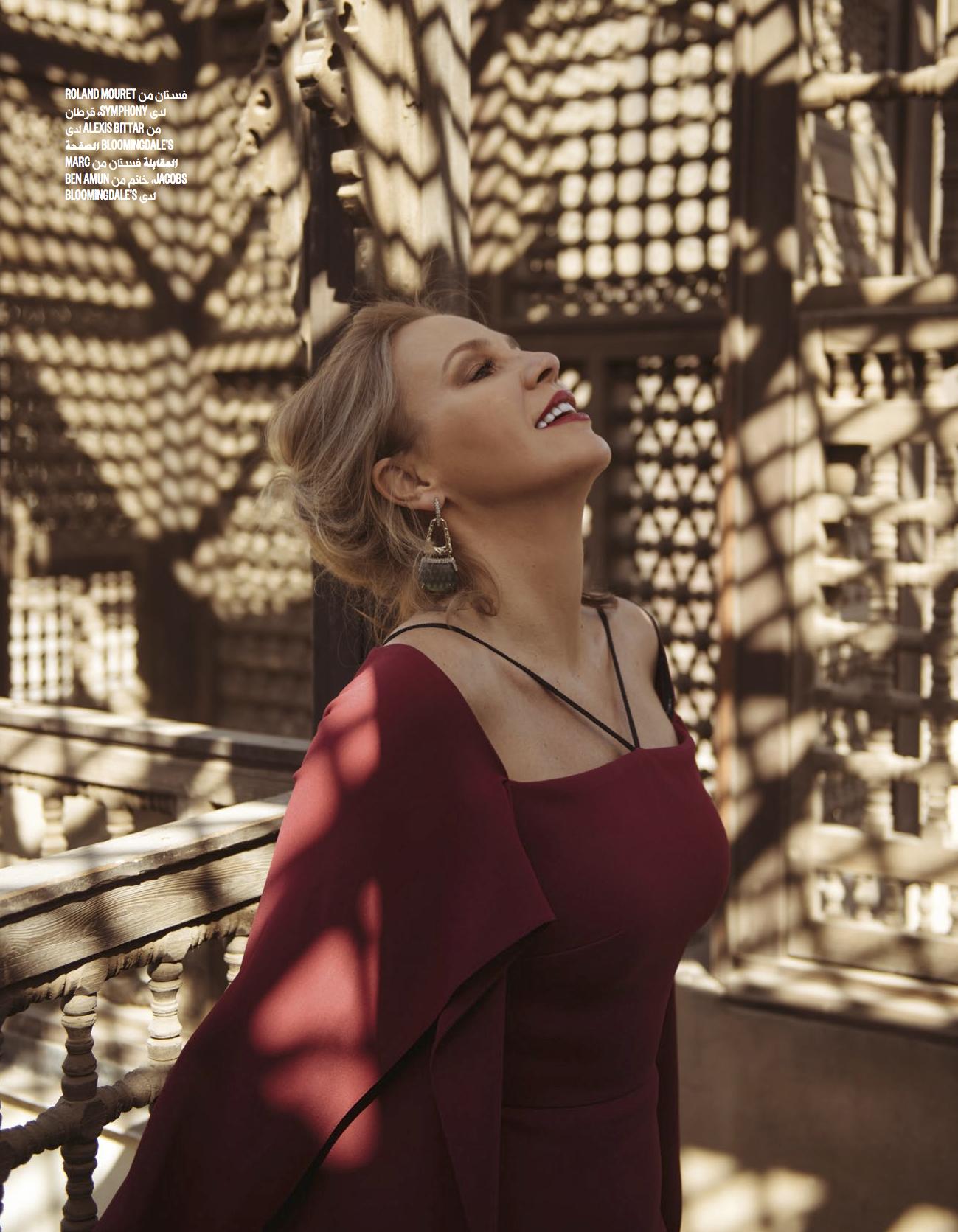 Sherine Reda x Vogue Arabia