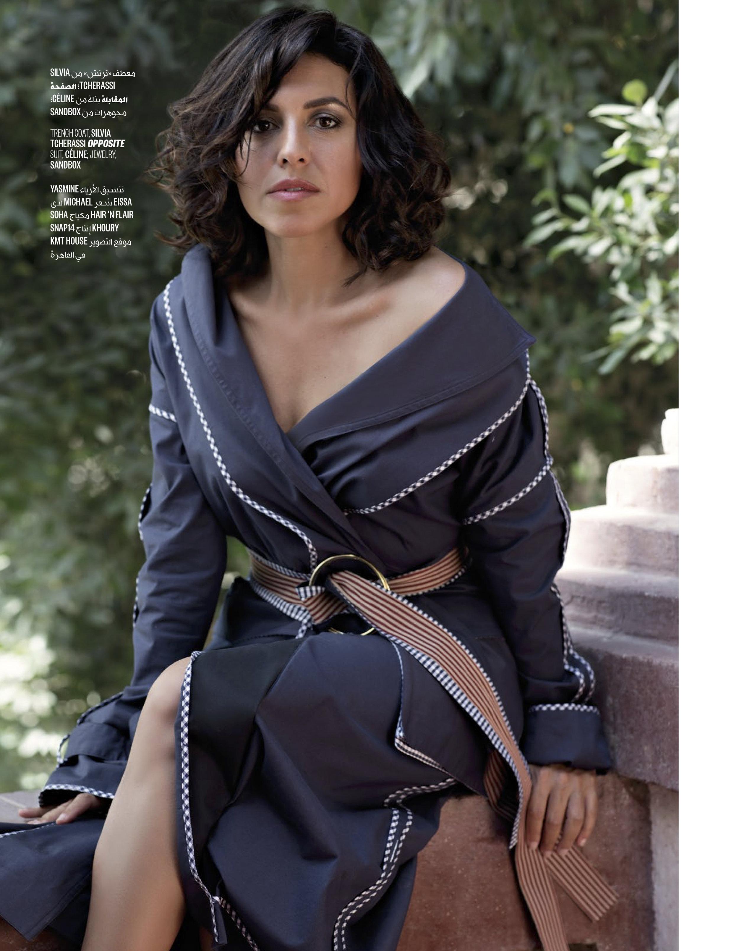 Shahira Fahmy x Vogue Arabia