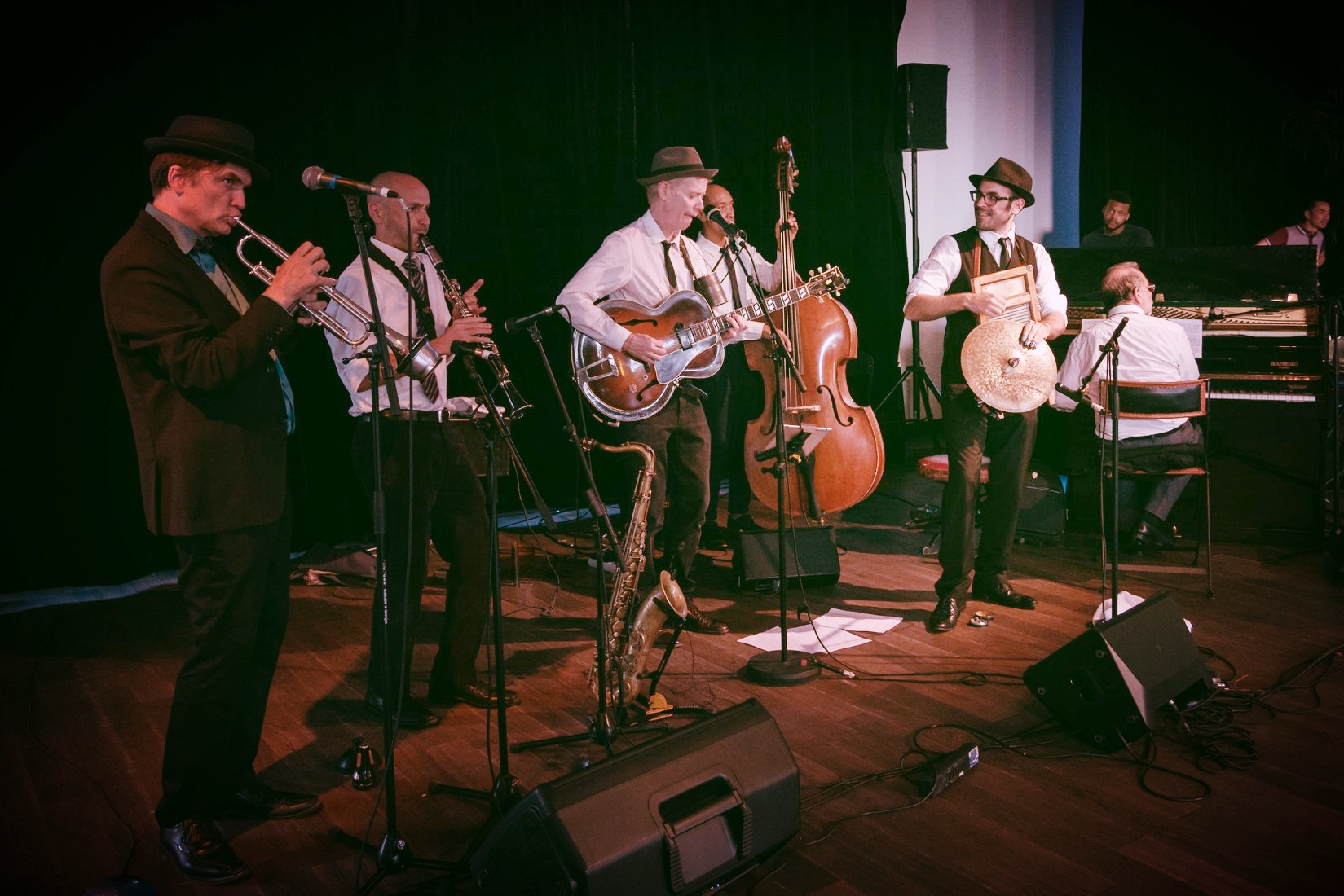 SWINGIN PARIS SEXTET -