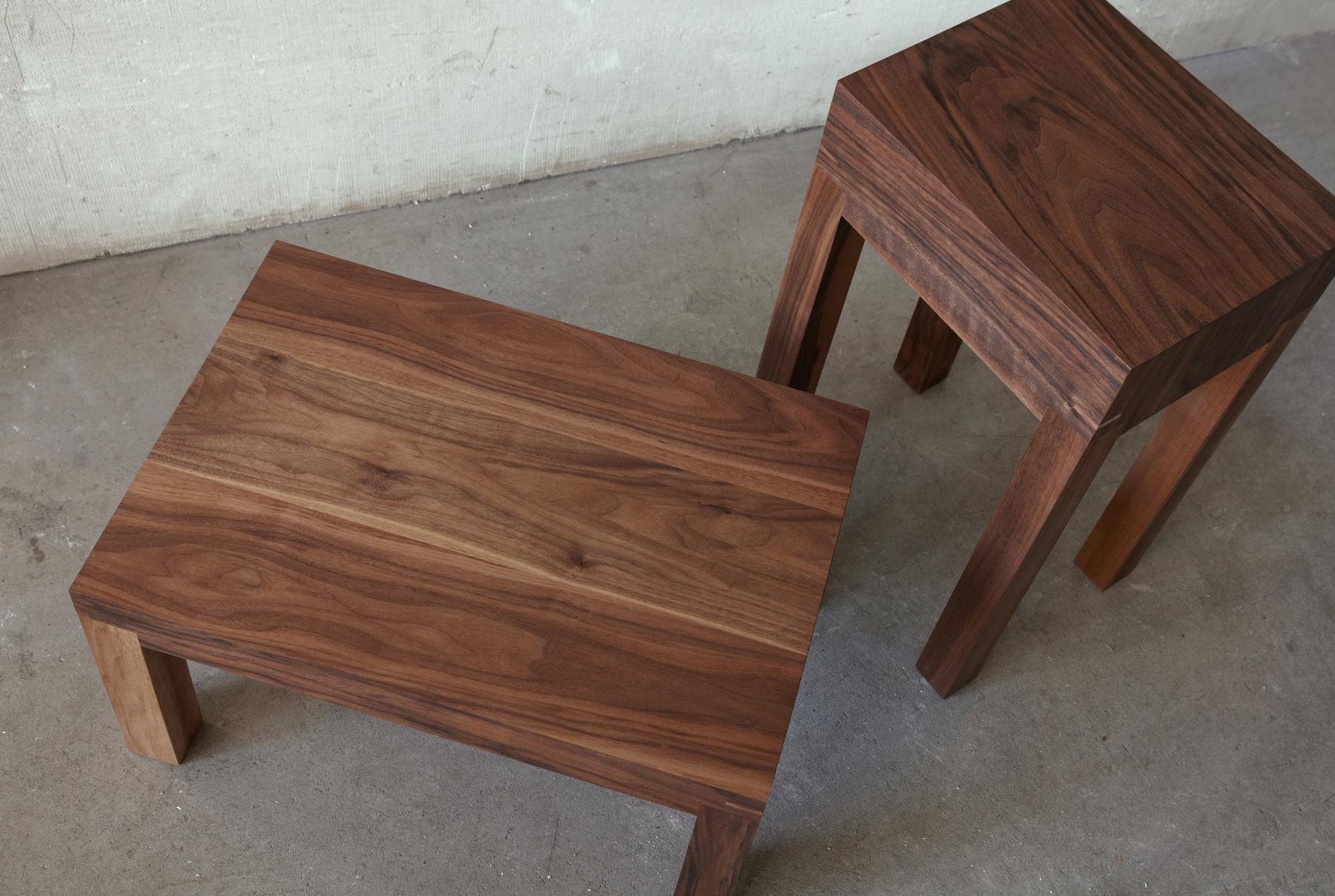 BELLBOY Moris Table — Walnut Overhead.jpg