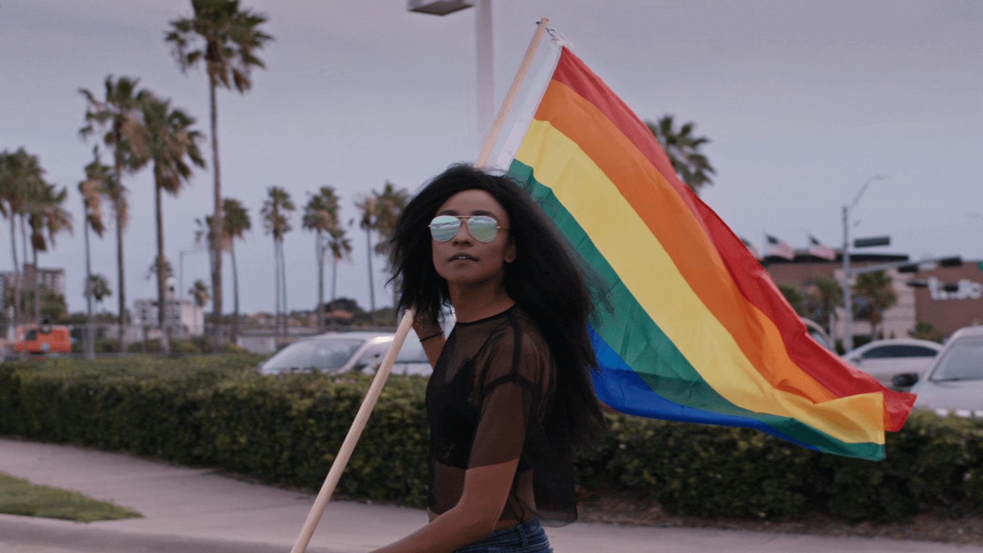 Google × Pride — #ShowUp