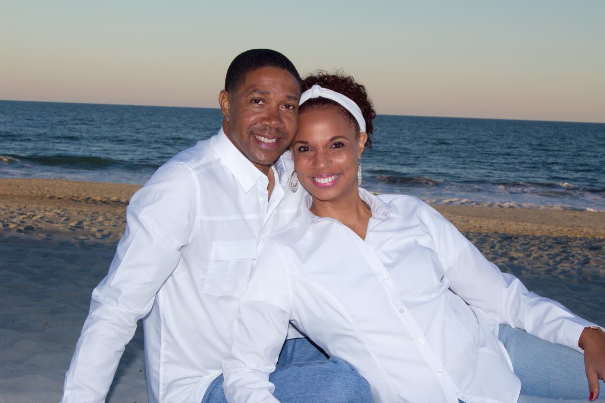 Bride's parents: Mr. Michael & Dr. Kimberly Mason
