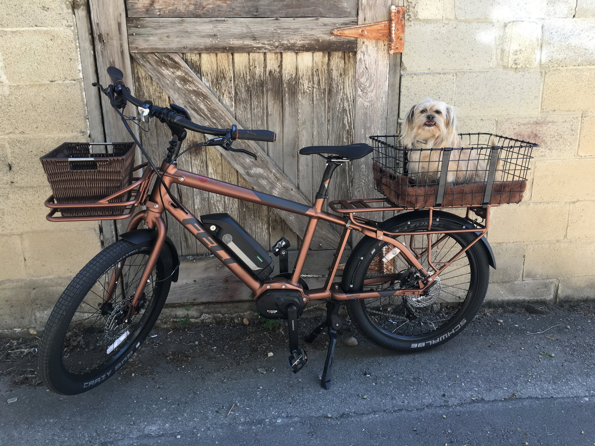Cargo e-bikes - Whether transporting kids to school or picking up a load of groceries, cargo bikes are the ultimate car replacement. With an e-cargo bike, hauling whatever it is that you need to haul becomes a joy, especially if you need to go up hill.